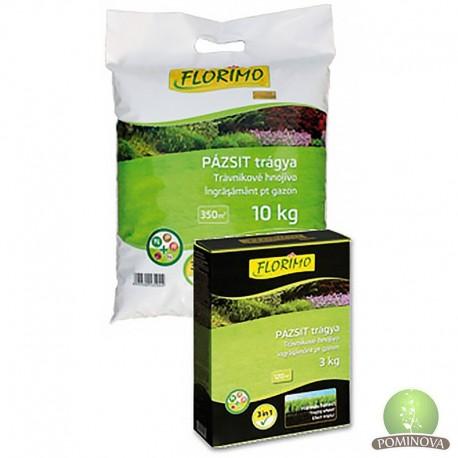 FLORIMO® Pázsit trágya 3 in 1