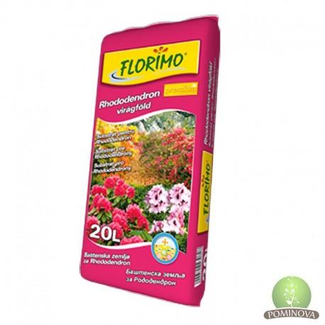 FLORIMO® Rhododendron és Azálea virágföld (pH 4,0 +-0,5)