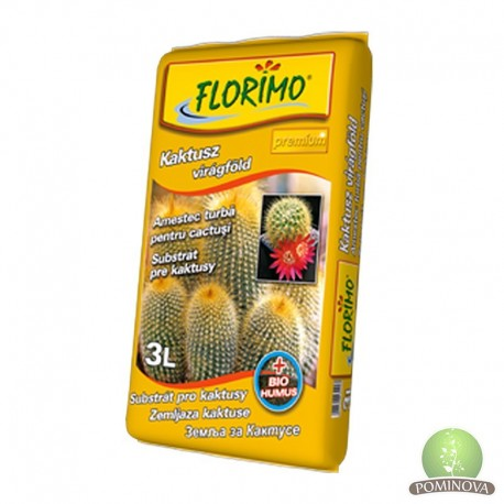 FLORIMO® Kaktuszföld (pH 5,6 +-0,5)