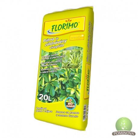 FLORIMO® Pálma és zöldnövény virágföld (pH: 6,2 +-0,5)