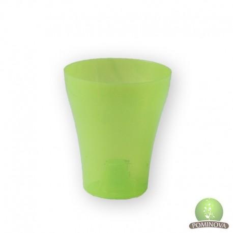 GHIVECI DECOR-ORHIDEE: verde fistic