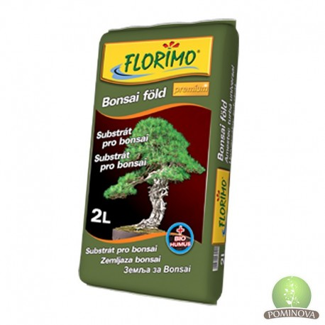 FLORIMO® Bonsai föld (pH 6,6 +-0,5)