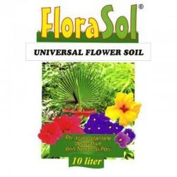 Pământ pentru flori Florasol