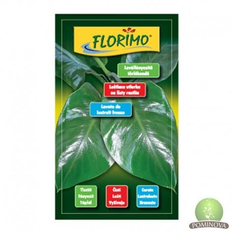 FLORIMO® Levélfényesítő törlőkendő