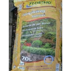 FLORIMO® Scoarță de pin - Borovi - 70 L, 30-80 mm