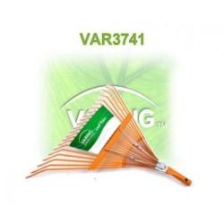 Greblă de iarbă din oţel cu arc - VAR3741-Varing