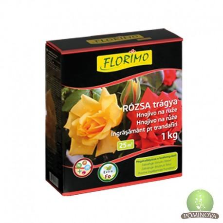 FLORIMO® Rózsa trágya