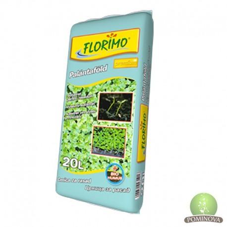 FLORIMO® Palánta és magvető föld (pH 6,6 +-0,5)