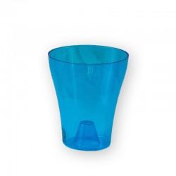 GHIVECI DECOR-ORHIDEE: albastru