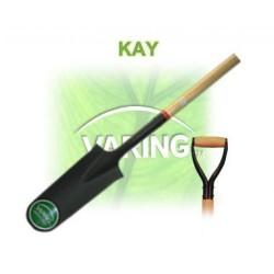 Hârleţ de grădinărit pentru format şanţ KAY