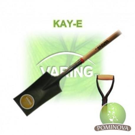 Varing - Hârleţ de grădinărit drept KAY-E