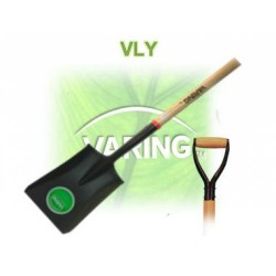 Lopată, lamă vopsită VLY- Varing