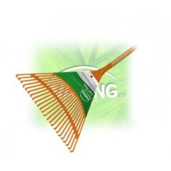 Greblă de strâns frunze din plastic - VAR3742-Varing